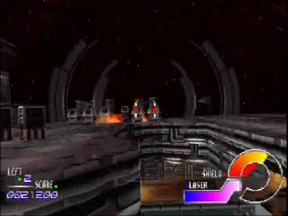 Screenshot Thumbnail / Media File 1 for Jupiter Strike [NTSC-U]